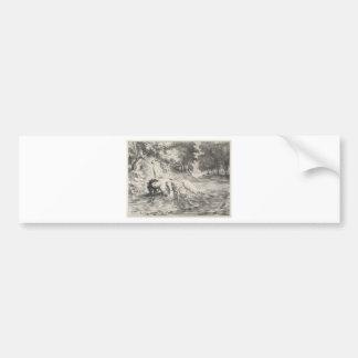 Death of Ophelia Bumper Sticker
