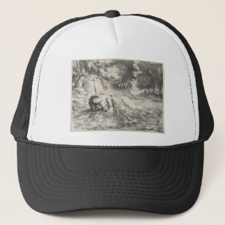 Death of Ophelia Trucker Hat