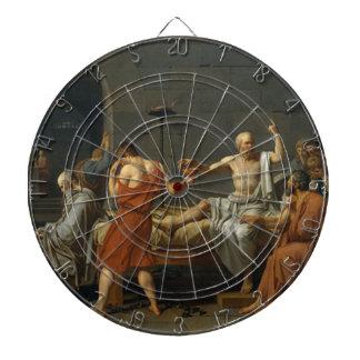Death of Socrates Dartboard