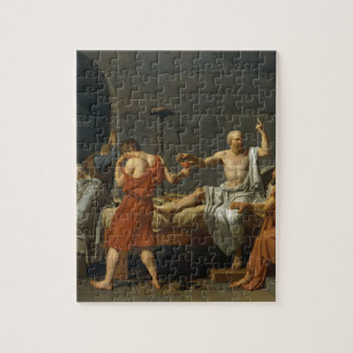 Death of Socrates Jigsaw Puzzle