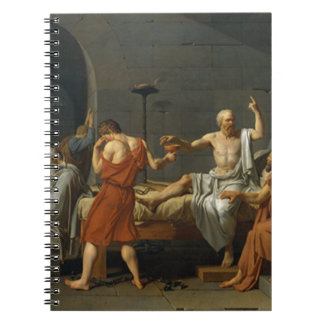 Death of Socrates Notebook