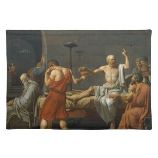 Death of Socrates Placemat