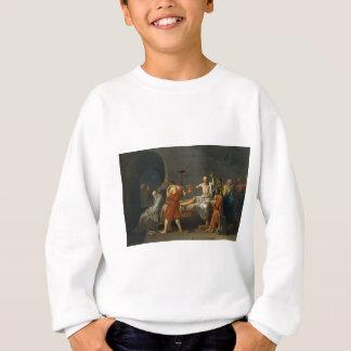 Death of Socrates Sweatshirt