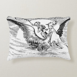 Death on Pegasus Pillow