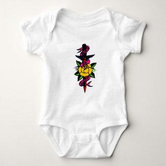 Death Or Glory Baby Bodysuit