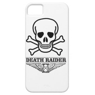 death raider iPhone 5 cover
