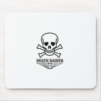 death raider mouse pad