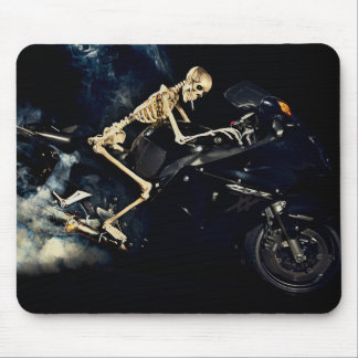 Death Rider Mouse Pad