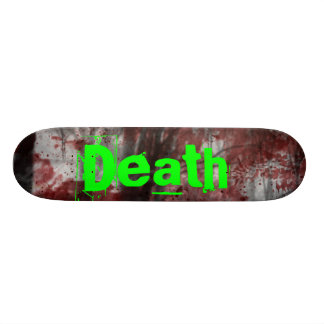 Death Skate Board Decks