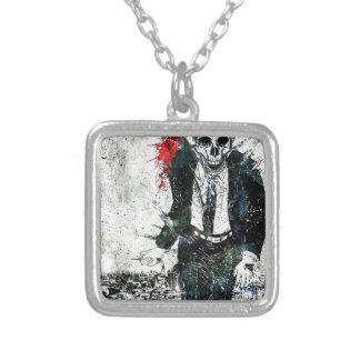 Death skeleton suite custom jewelry
