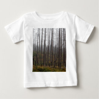 Death spruce trees baby T-Shirt