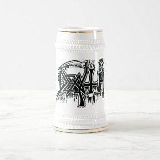 Death Stien Beer Stein