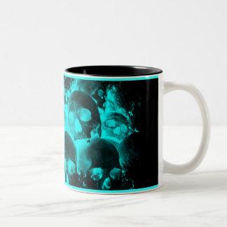 Death to the A.M.! Two-Tone Coffee Mug