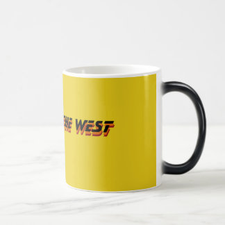 DEATH TO THE WEST MUG