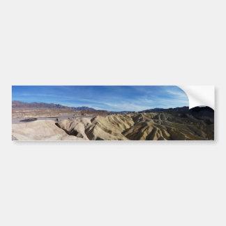 Death Valley Bumper Sticker