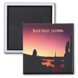 Death Valley CA Photo Travel Souvenir Magnets