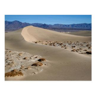 Death Valley Dunes 1 Postcard