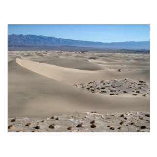 Death Valley Dunes 2 Postcard
