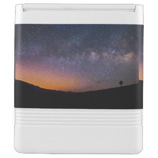 Death Valley milky way Sunset
