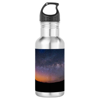 Death Valley milky way Sunset 532 Ml Water Bottle