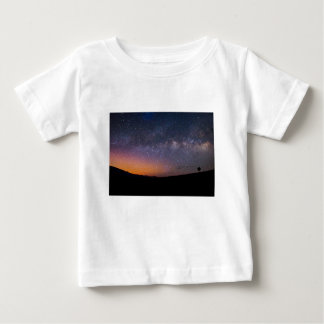 Death Valley milky way Sunset Baby T-Shirt