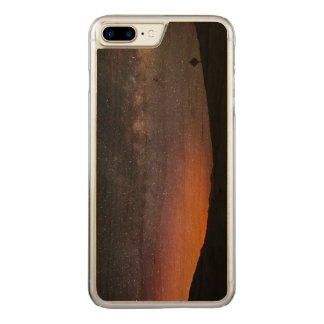 Death Valley milky way Sunset Carved iPhone 8 Plus/7 Plus Case