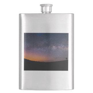 Death Valley milky way Sunset Flasks