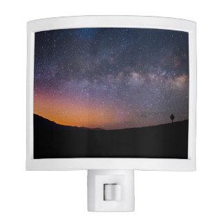 Death Valley milky way Sunset Night Lite
