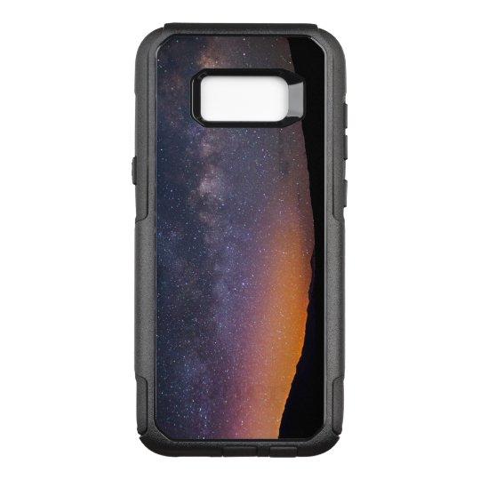 Death Valley milky way Sunset OtterBox Commuter Samsung Galaxy S8+ Case