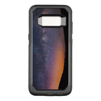 Death Valley milky way Sunset OtterBox Commuter Samsung Galaxy S8 Case
