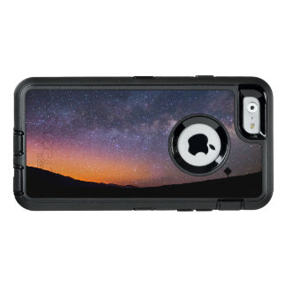 Death Valley milky way Sunset OtterBox Defender iPhone Case