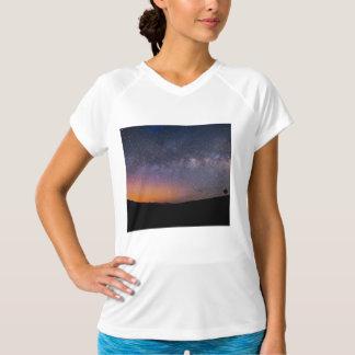 Death Valley milky way Sunset T-Shirt