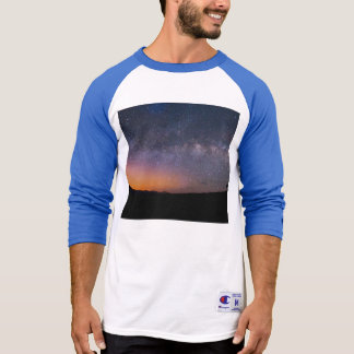 Death Valley milky way Sunset T-Shirt
