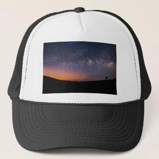 Death Valley milky way Sunset Trucker Hat