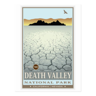 Death Valley National Park 3 Postcard