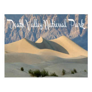 Death Valley National Park, California Post Card