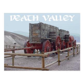 Death Valley National Park, California - USA Postcard