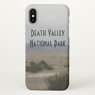 Death Valley National Park iPhone X Case