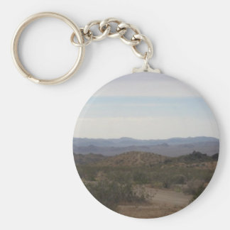 Death Valley National Park Keychain