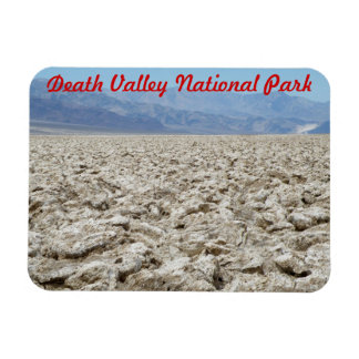 Death Valley National Park Rectangular Photo Magnet