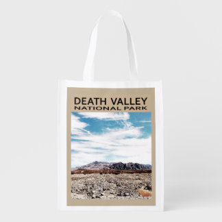 Death Valley National Park Reusable Grocery Bag