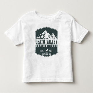 Death Valley National Park Toddler T-shirt