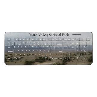 Death Valley National Park Wireless Keyboard