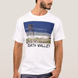 Death Valley Old Weather Vane Tee Shirt