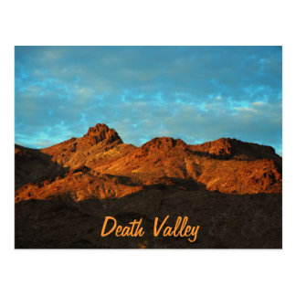 Death Valley Post Card