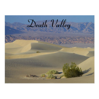 Death Valley Postcard