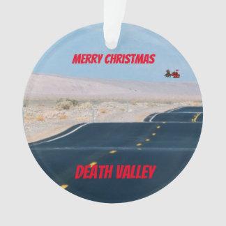 Death Valley Scenic Ornament