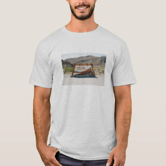 Death Valley Sign T-Shirt
