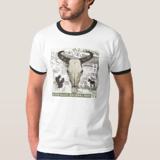 Death Valley Skull Head T-Shirt