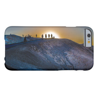 Death Valley zabriskie point Sunset Barely There iPhone 6 Case